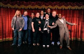 Brad Garrett's new sitcom follows 'Modern Family' as he ... Brad Garrett Comedy Club Mgm