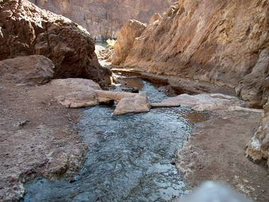 The closure of Goldstrike Canyon and Arizona Hot Springs trails will be in effect from May 15 to September 30.