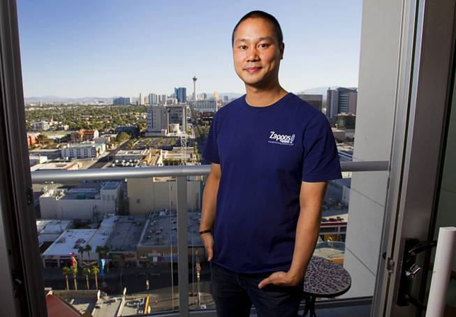 Tony Hsieh in the Ogden