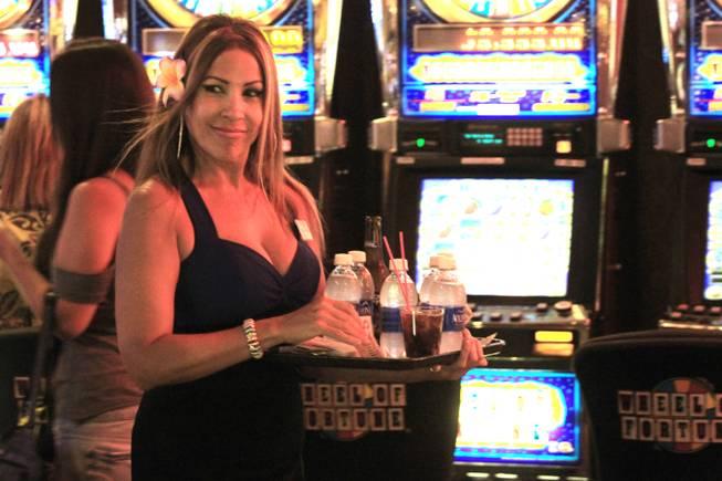 Cocktail waitressing in casino campione d italia casino