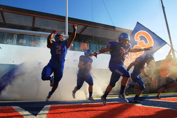 Bishop Gorman's Football Dynasty By The Numbers