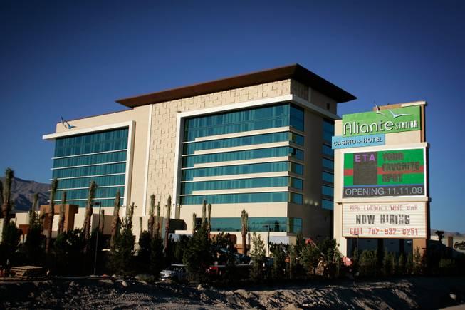 aliante station hotel + casino