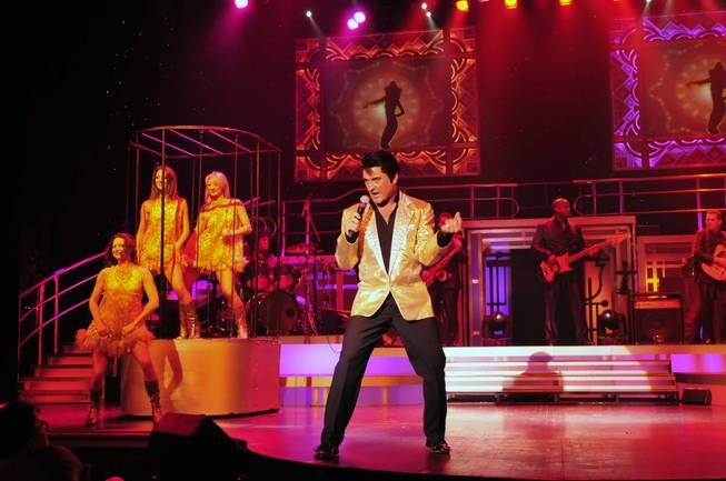 "Grahame Patrick recently returned from a tour of Germany to rejoin ""Legends in Concert"" at the Harrah's casino in Las Vegas."