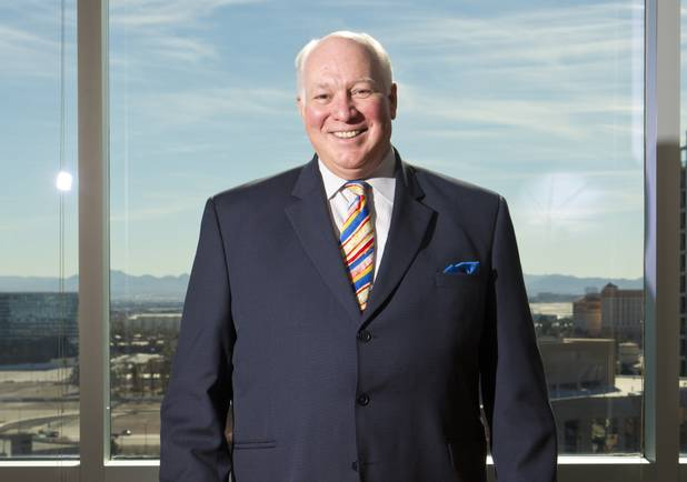 Sam McMullen, a partner at Snell & Wilmer, has lobbied at the Nevada Legislature since 1983. He represents the Las Vegas Metro Chamber of Commerce.