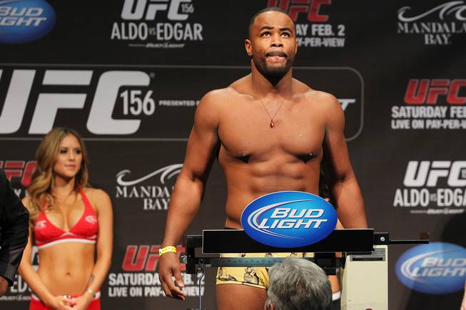 ufc 161 betting odds