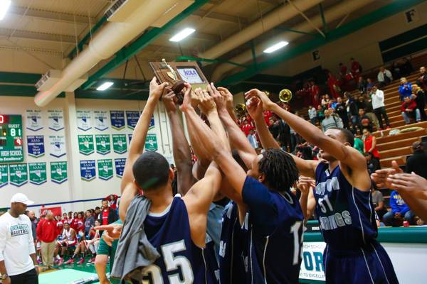 Canyon Springs, Standout Guard Develop Ahead Of Schedule