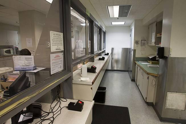 Clark County Detention Center Tour