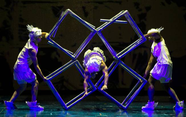 Cirque lays off 95% of workforce after shows suspended