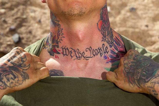 The world through militia eyes - Las Vegas Sun Newspaper