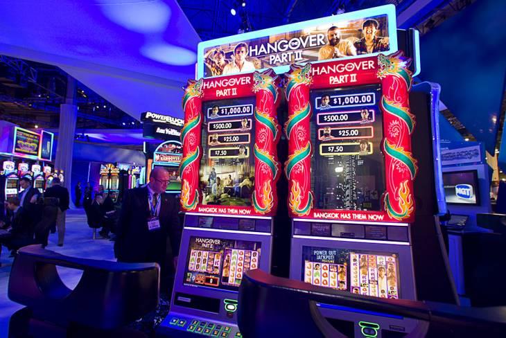 Slot Machine Company Las Vegas