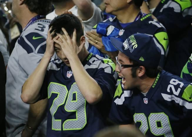 Super Bowl 49: Postgame