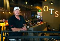 Off the Strip co-owner Tom Goldsbury within his restaurant at The Linq.