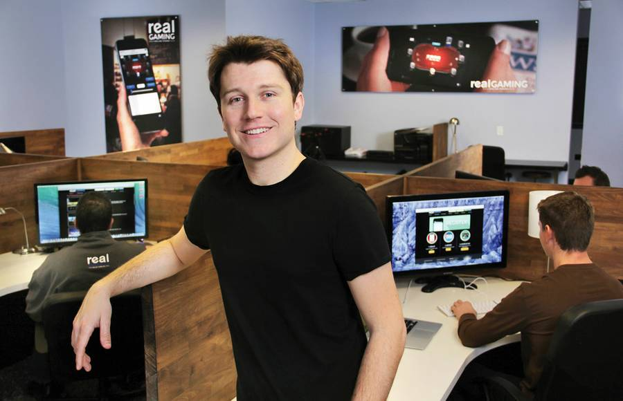 Lawrence Vaughan is co-founder of Real Gaming, which works with the South Point.