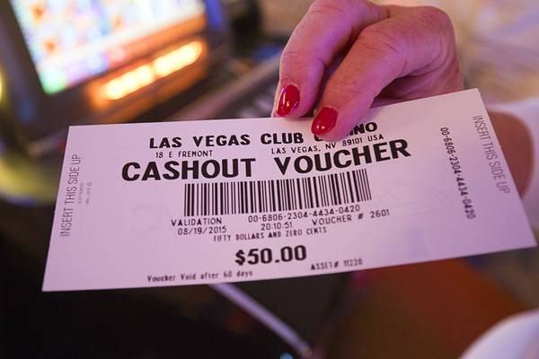 Forgot To Cash Casino Voucher