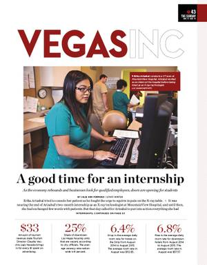 Vegas INC Current Issue