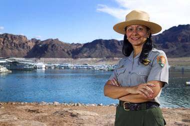 The Mayor of Lake Mead.