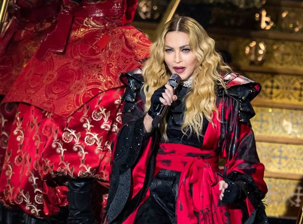 Get in the Groove for Aristocrat Casinos New Madonna Slot