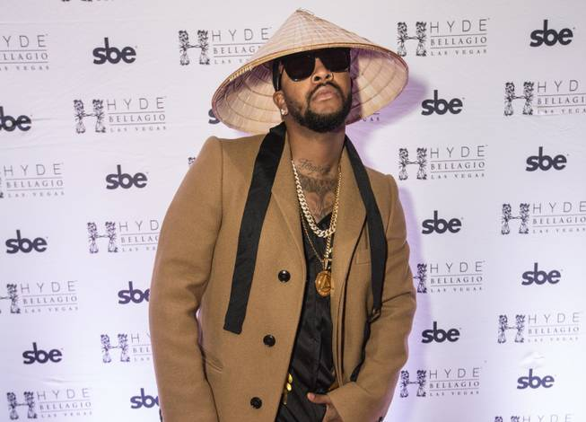 Omarion hosts Halloween on Saturday, Oct. 31, 2015, at Hyde ...