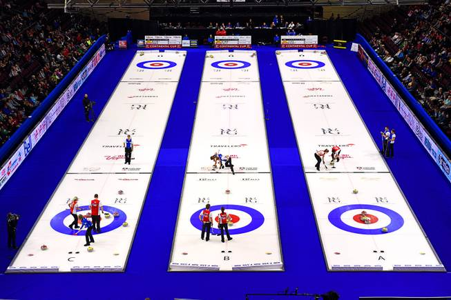 2016 Continental Cup of Curling