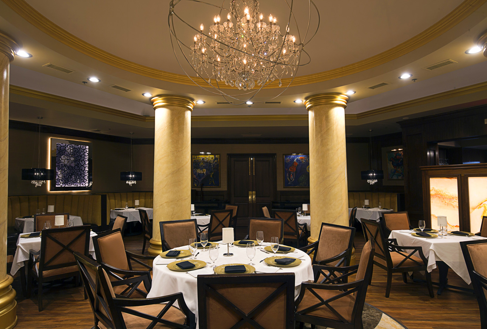 Westgate S Remade Edge Steakhouse