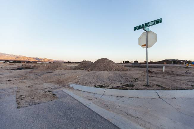 Pahrump To Las Vegas >> Slow Comeback From Recession Leaves Pahrump With Lots Of