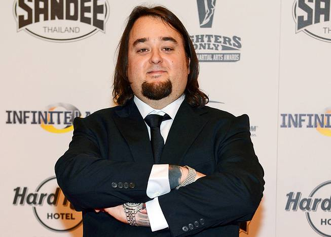 Chumlee High School Picture