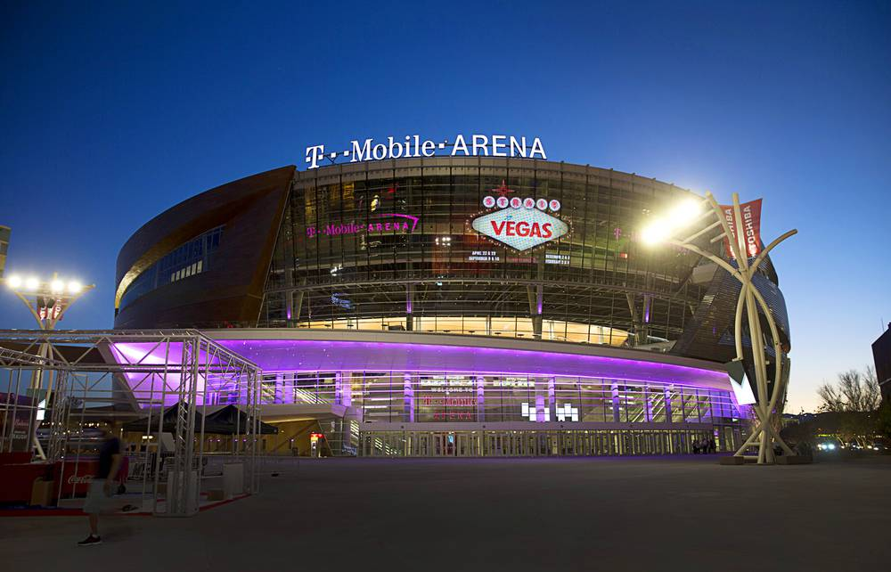 Breaking Down The Situation For T Mobile Arena Parking Las Vegas