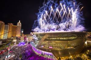 T-Mobile Arena Grand Opening Night