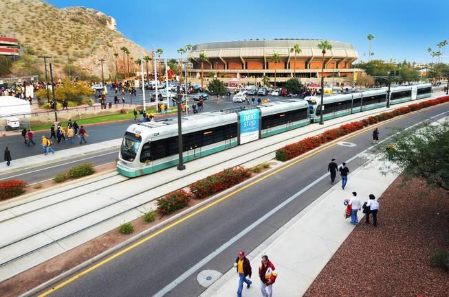 Las Vegas officials seek state permission for light rail ... on railroad stove, railroad pickup truck, railroad camp, railroad roundhouse, railroad dining car, railroad control room, railroad shed,
