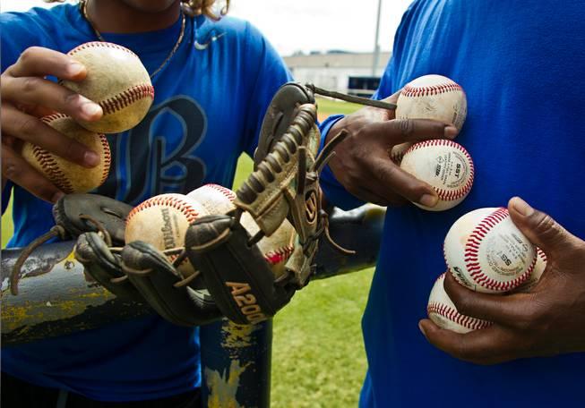 Basic High School Baseball