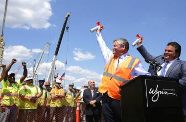 Last week, Steve Wynn broke ground on his first domestic resort outside Las Vegas.