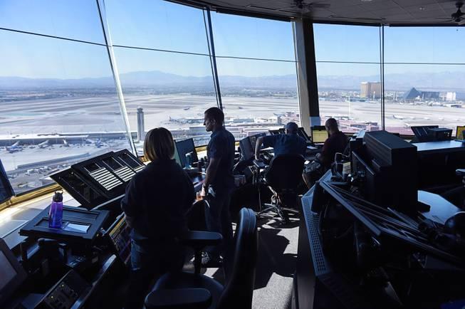 New FAA Facility at McCarran