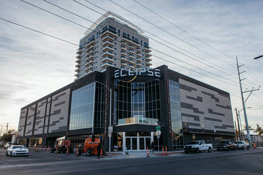 Eclipse Las Vegas >> What To Expect When Downtown S Eclipse Theaters Opens Next