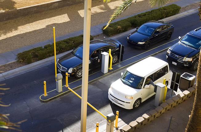 Mgm To Increase Parking Fees April 12 Las Vegas Sun Newspaper