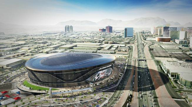 Beyond The Pigskin What Events Are Needed For Stadium S Long Term Viability Las Vegas Sun Newspaper