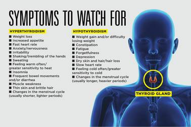 What Happens When You Have Thyroid Problems How This Hormone