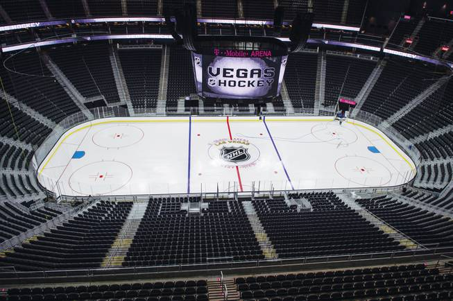 From Ice To Concert Stage To Basketball Court T Mobile Arena Is
