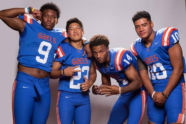 Preseason Top 10 Las Vegas Teams Again Chasing Bishop Gorman Football High School Sports News
