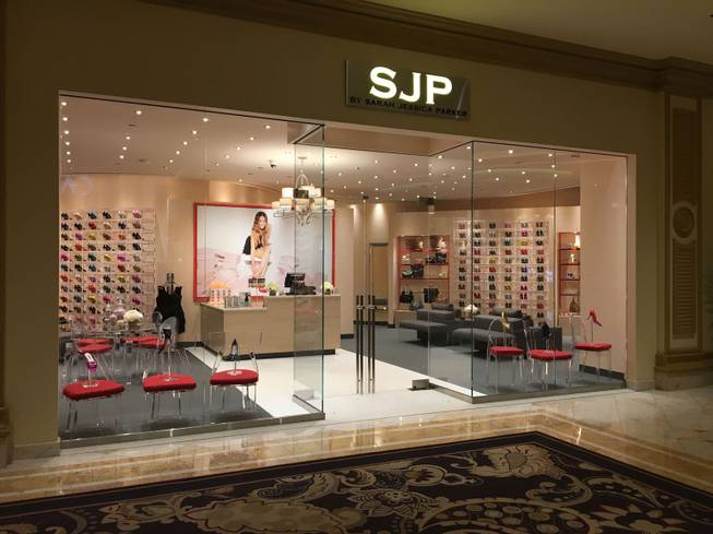 SJP Boutique at Bellagio.