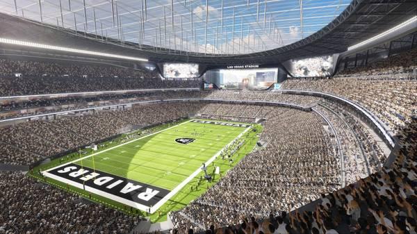 Faq On Psls How Personal Seat Licenses For Raiders Stadium Will Work Las Vegas Sun Newspaper