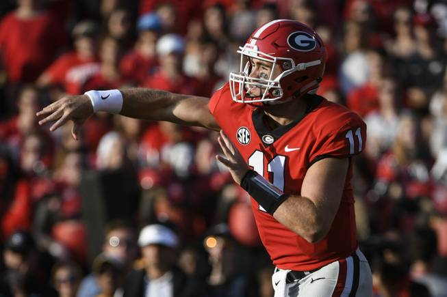 Vegas Play of the Day: SEC Championship Game
