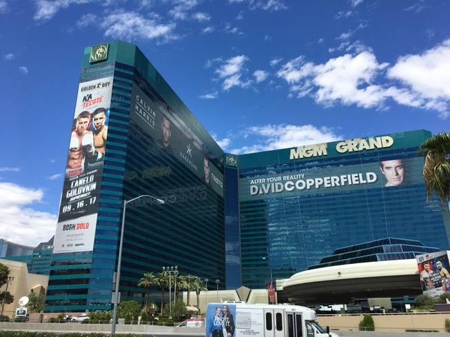 MGM official: No plans to close Vegas casinos over coronavirus concerns