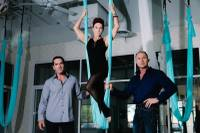 Ever wonder if you had the ability to perform some of the stunts seen in Cirque du Soleil shows? Marco, Paulo and Carmita Lorador are longtime circus performers whose fitness studio can teach you how.