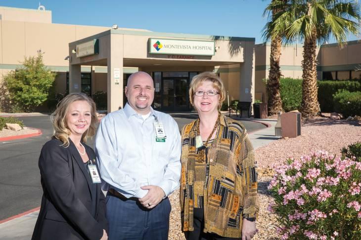 Hospital S Message No Stigma For Mental Health Care Vegas Inc