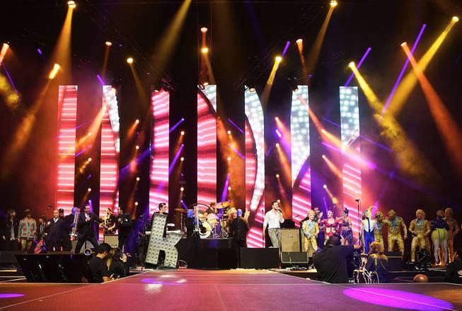 Vegas Strong Benefit Concert