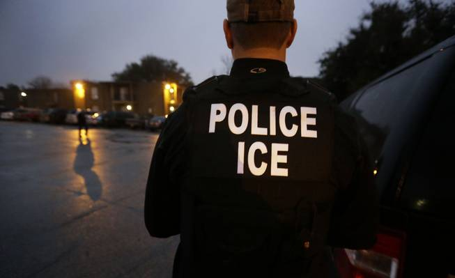 ICE U.S. Immigration and Customs Enforcement