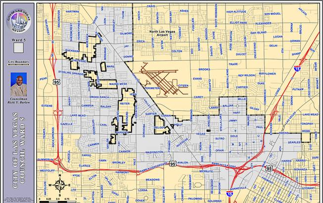 Las Vegas' Plan To Annex Small Portions Of Clark County