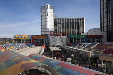 Caesars Entertainment properties on the Las Vegas Strip will again charge for parking starting Oct. 30 for some visitors. Self-parking remains free for locals, registered hotel guests and Caesars Rewards loyalty members rated Platinum and above ...
