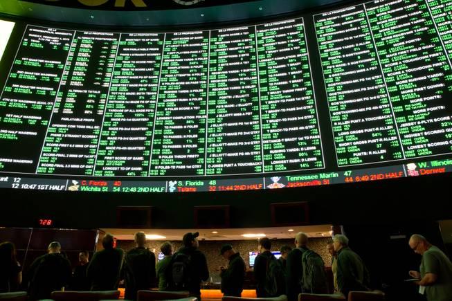 Nba sports betting vegas affitto trigoria gabetting