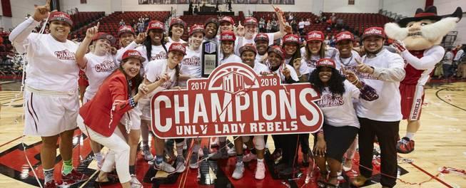 2018–19 UNLV Lady Rebels basketball team